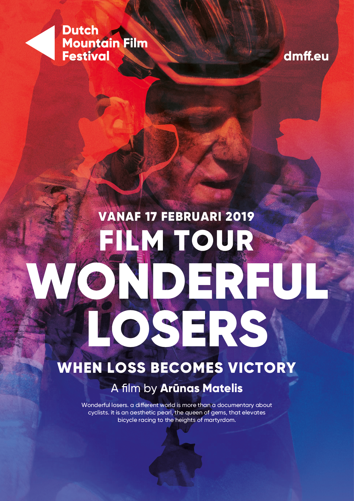 Poster Wonderful Losers Film Tour
