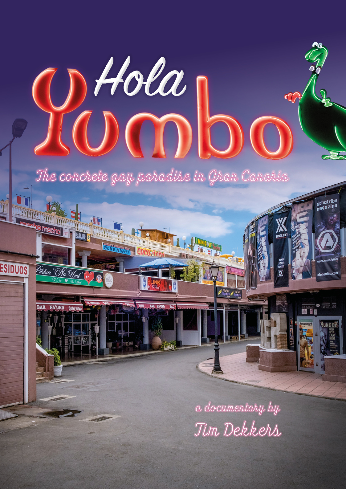 Filmposter Hola Yumbo