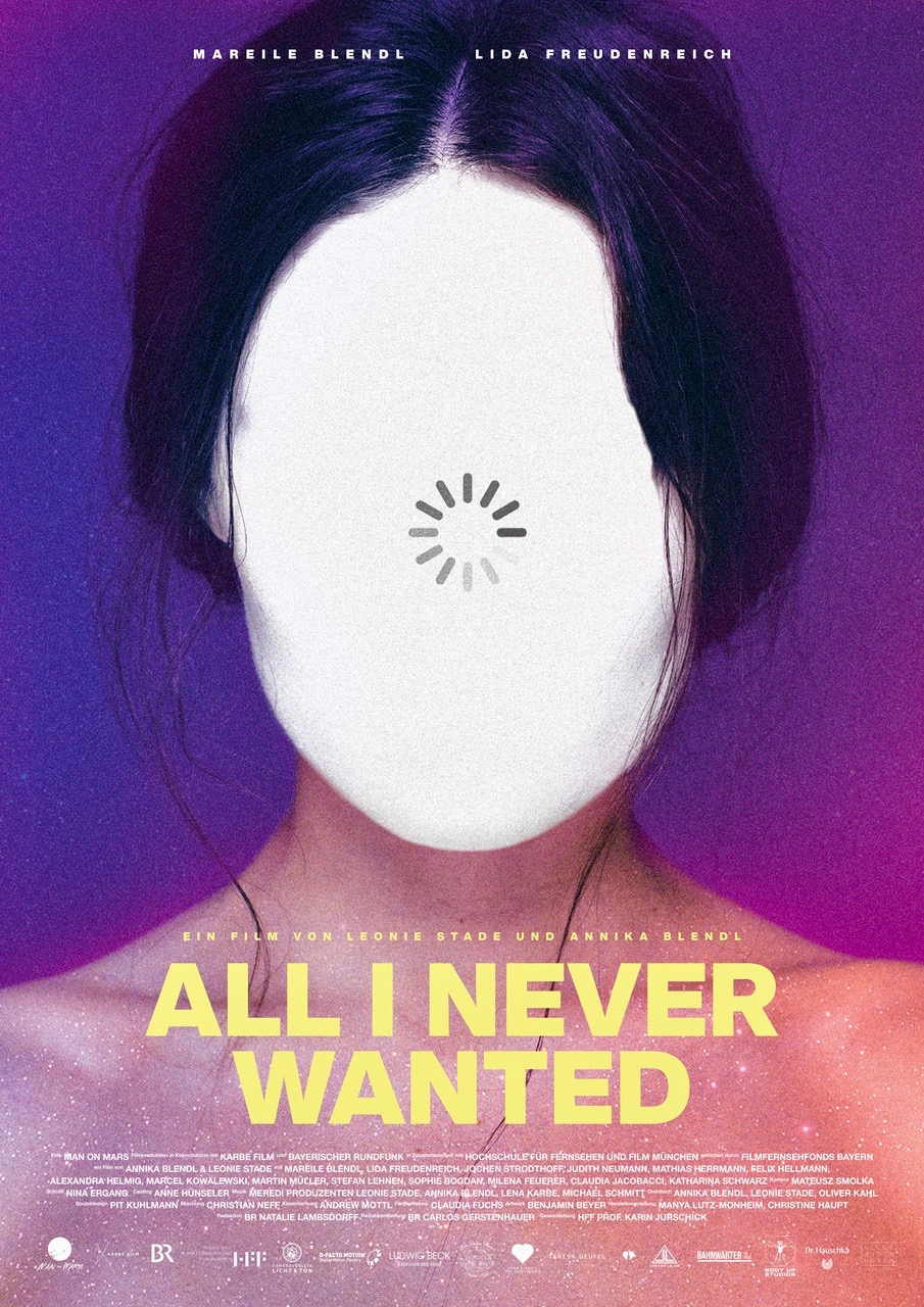 all i never wanted poster