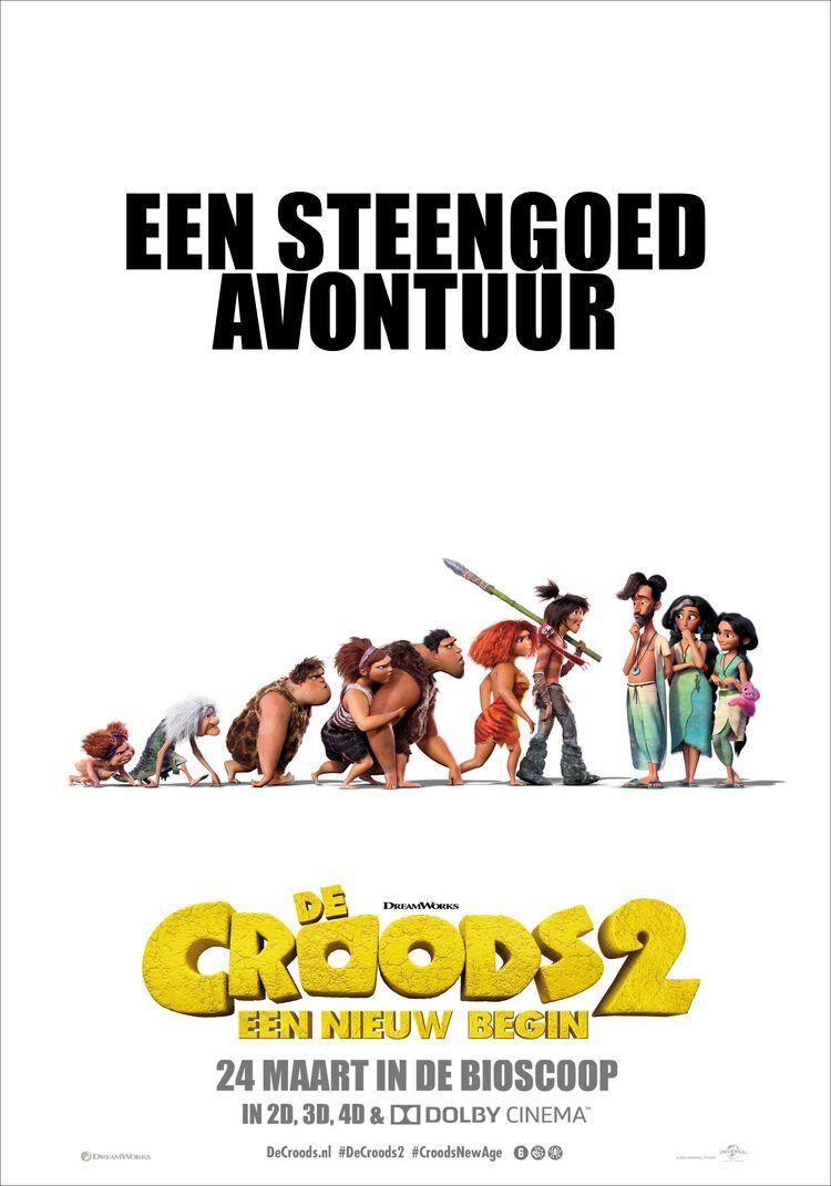 De Croods 2 Een nieuw Begin – kinderfilm_familie