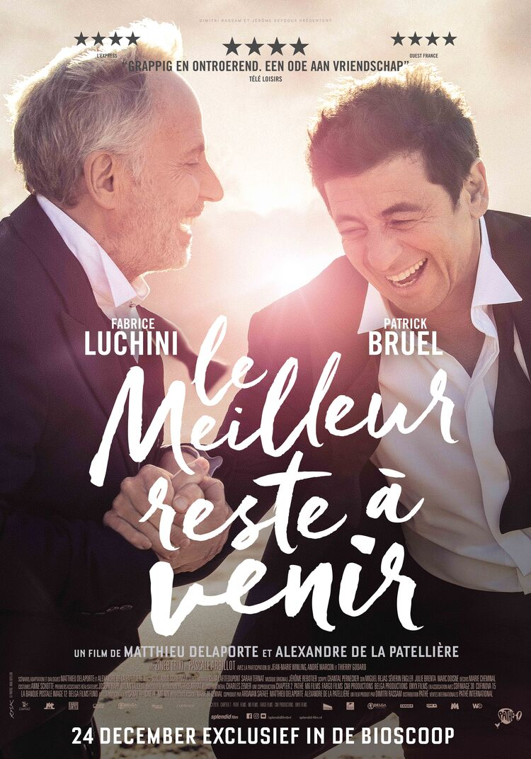 Le meilleur reste a venir_Franse film