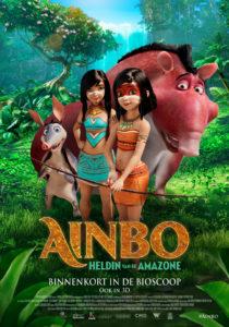 Ainbo: Heldin van de Amazone (2D, NL)