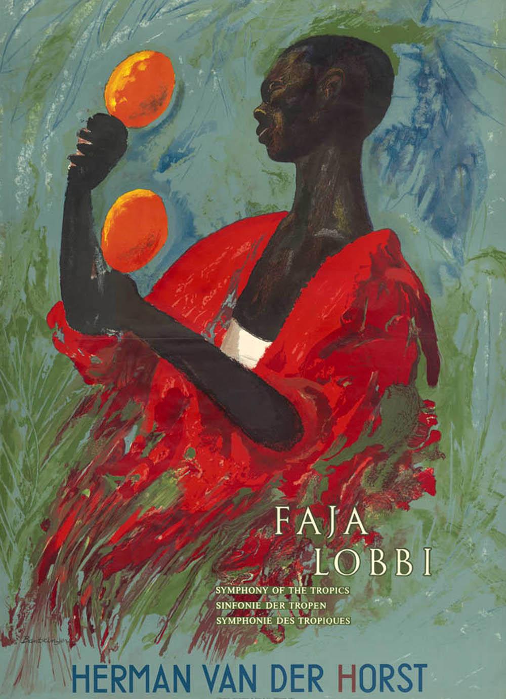 Faja Lobbi (1960) affiche