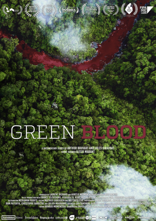 Green Blood_Poster