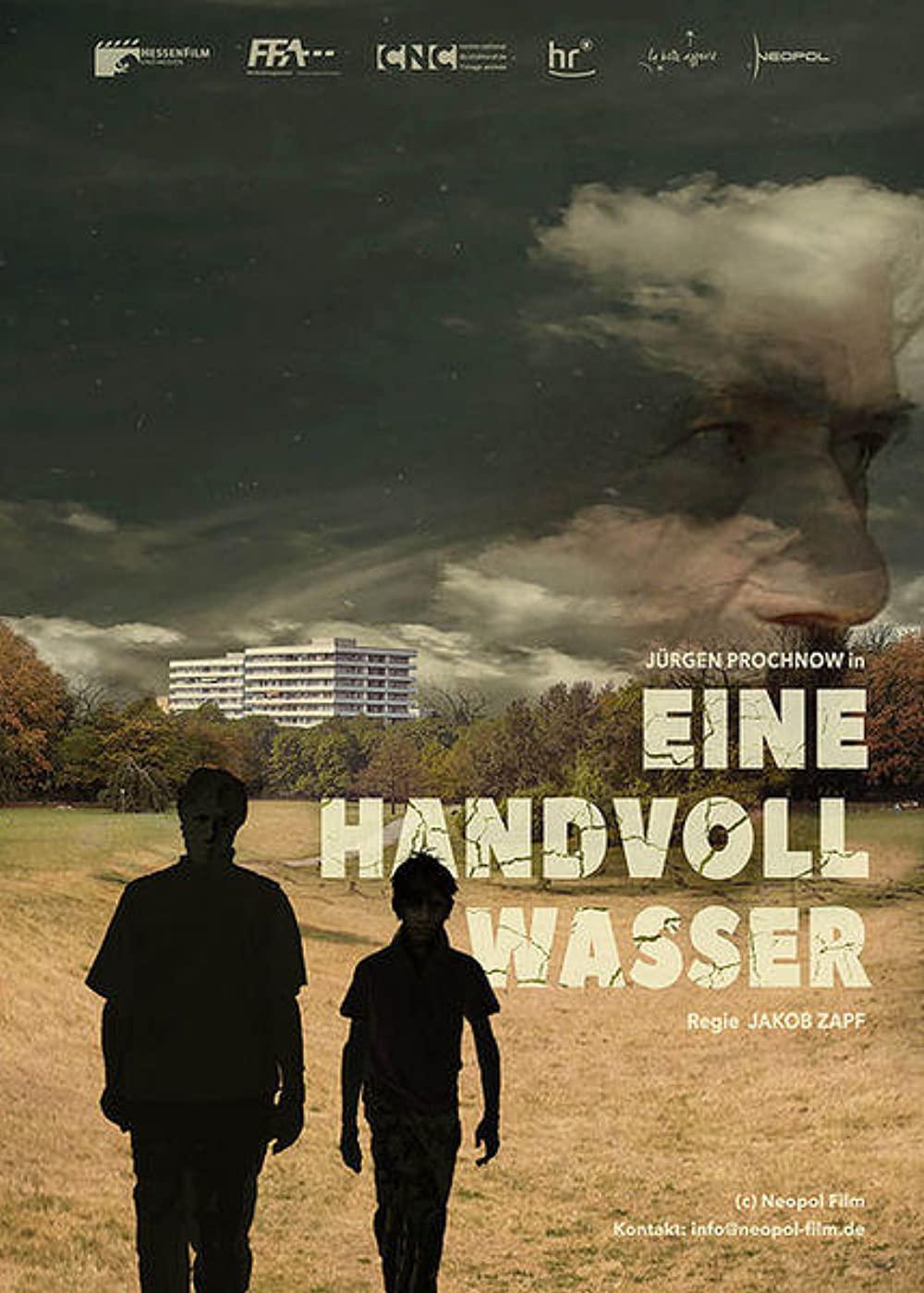 Handvol wasser poster